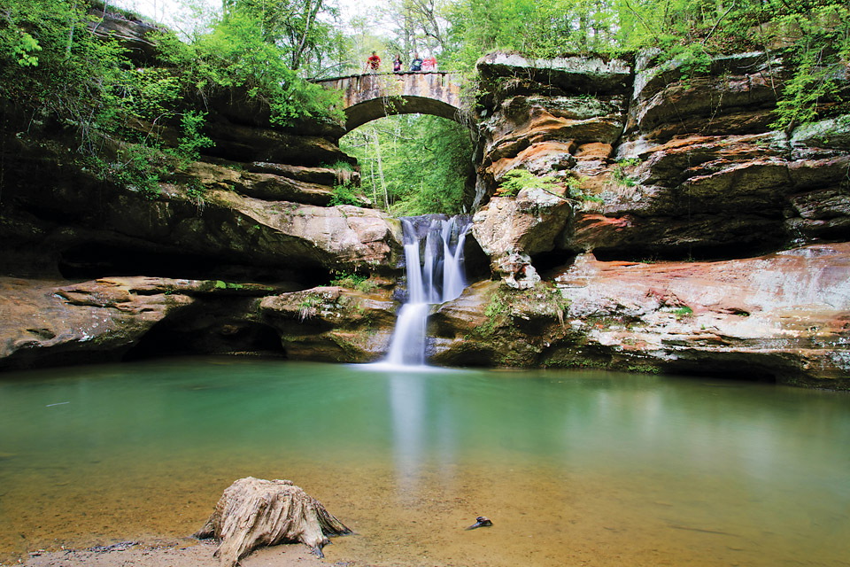 Hocking Hills (credit: Matthew Dillon)