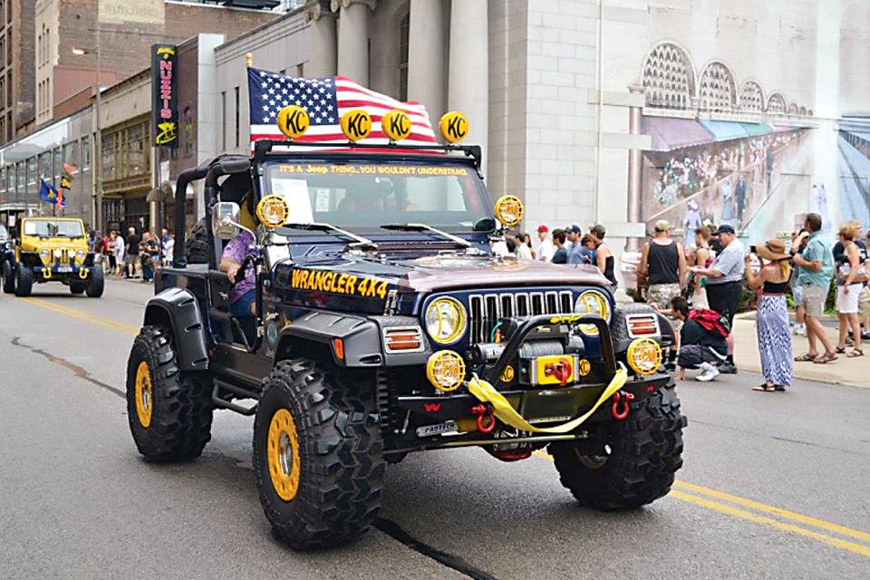 Toledo Jeep Fest 2018