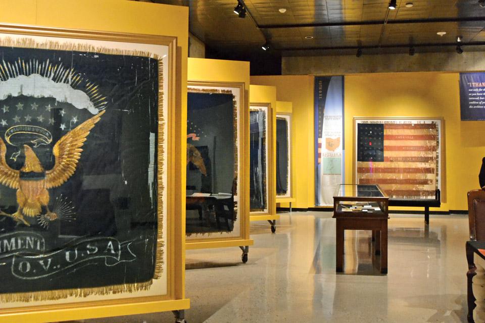 Ohio History Center (credit: Lesley Blake)