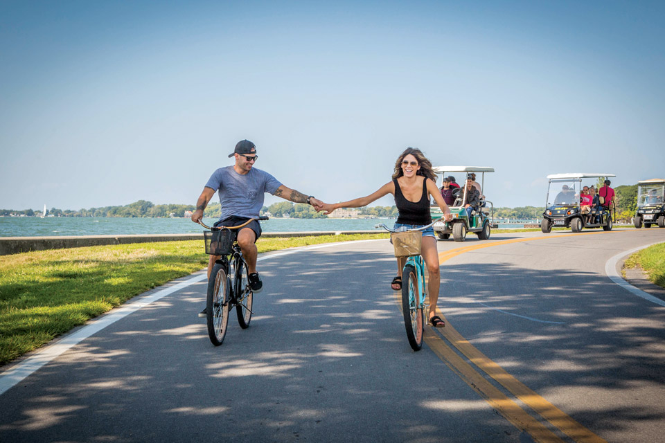put-in-bay-bicycles