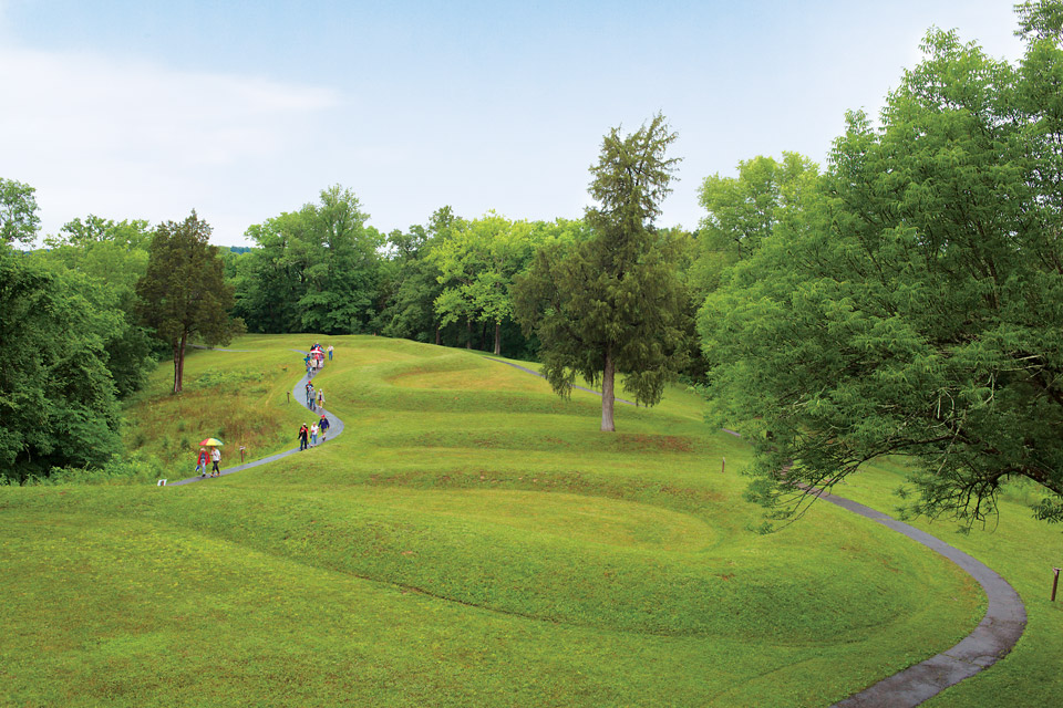 Serpent Mound (credit: Roy Willman)