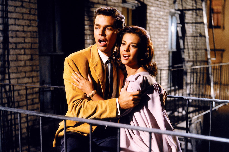 West Side Story copyright Metro-Goldwyn Mayer Studio Inc.