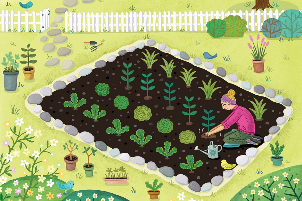 Backyard Garden Guide
