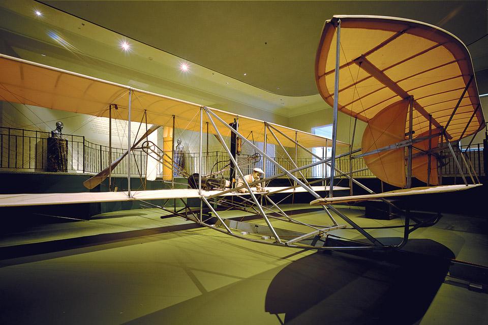 Wright Flyer III (credit: Dan Patterson)