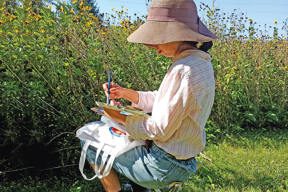 Art in Park: Plein Air Gathering