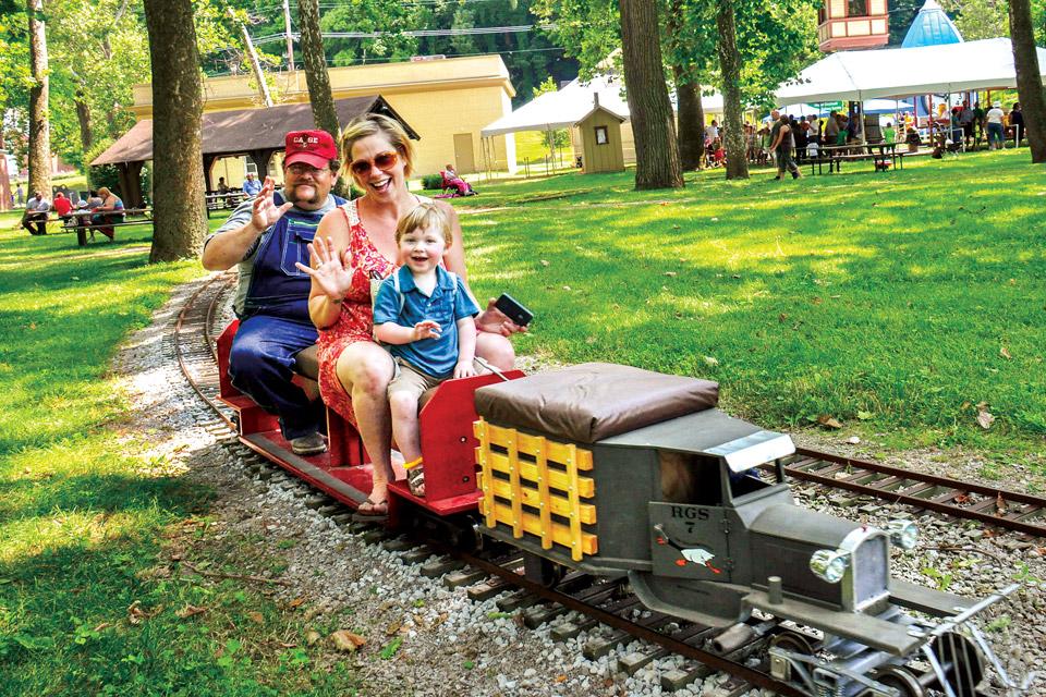 Carillon Park Rail Festival