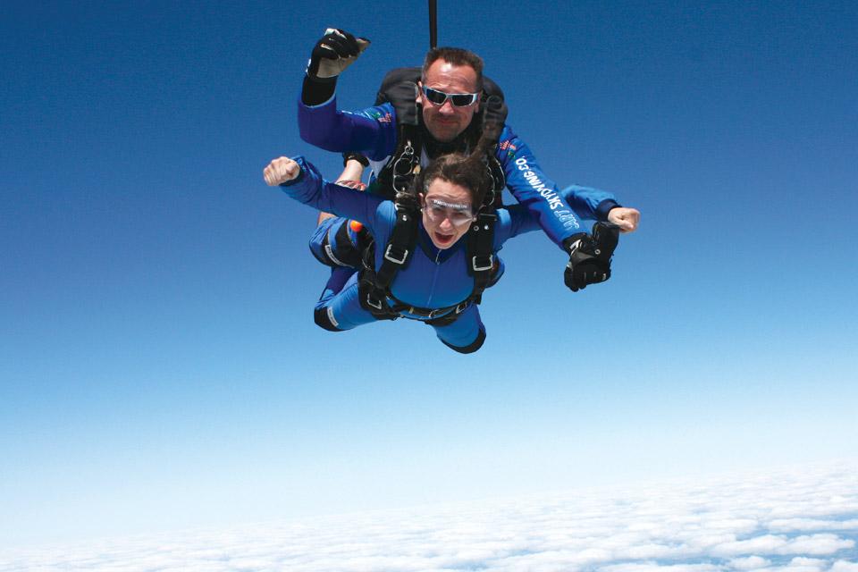 Start-Skydiving