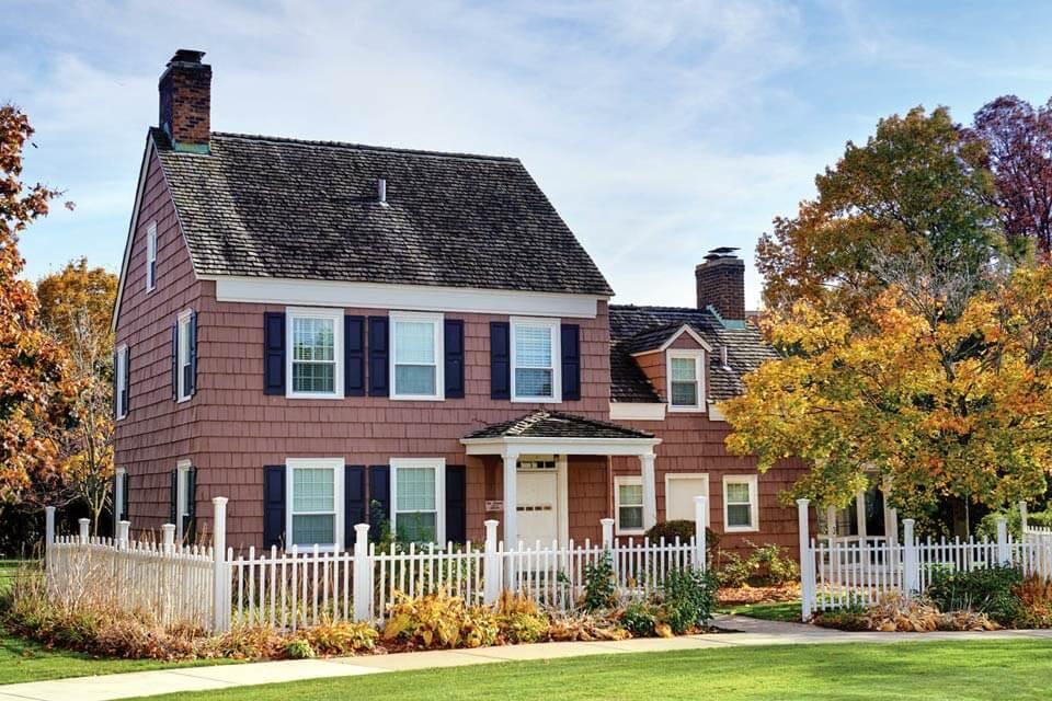 Dearborn Inn Walt Whitman Guesthouse