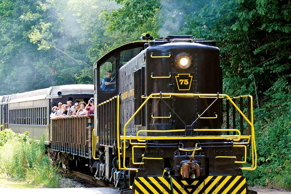 Titusville Railroad Tours