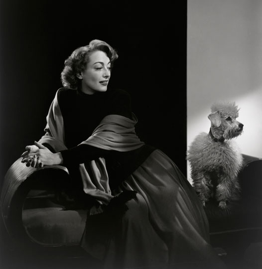 Yousuf Karsh Portrait of Joan Crawford