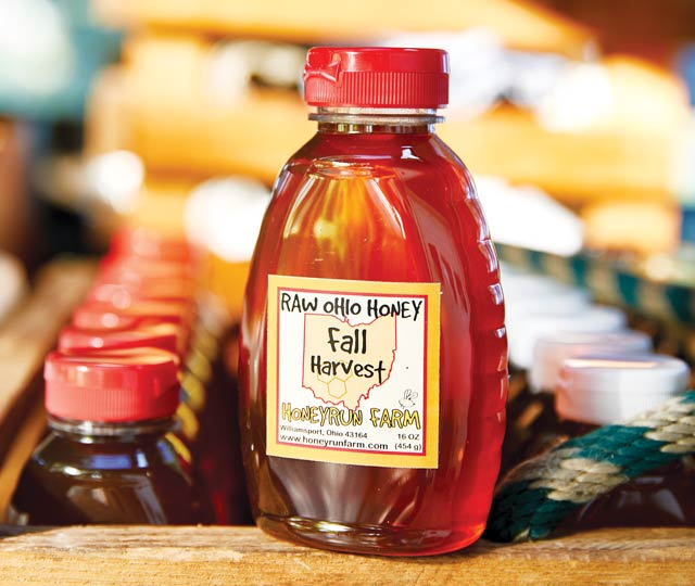 Honeyrun Farm's Fall Harvest Honey