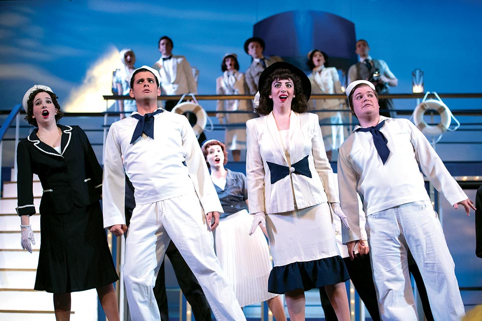 The Ohio Light Opera presents 'Anything Goes'