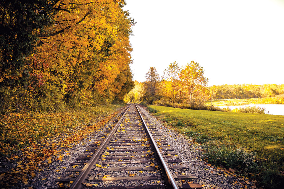 Cuyahoga Valley Scenic Railroad (photo by Jen Goelinitz)