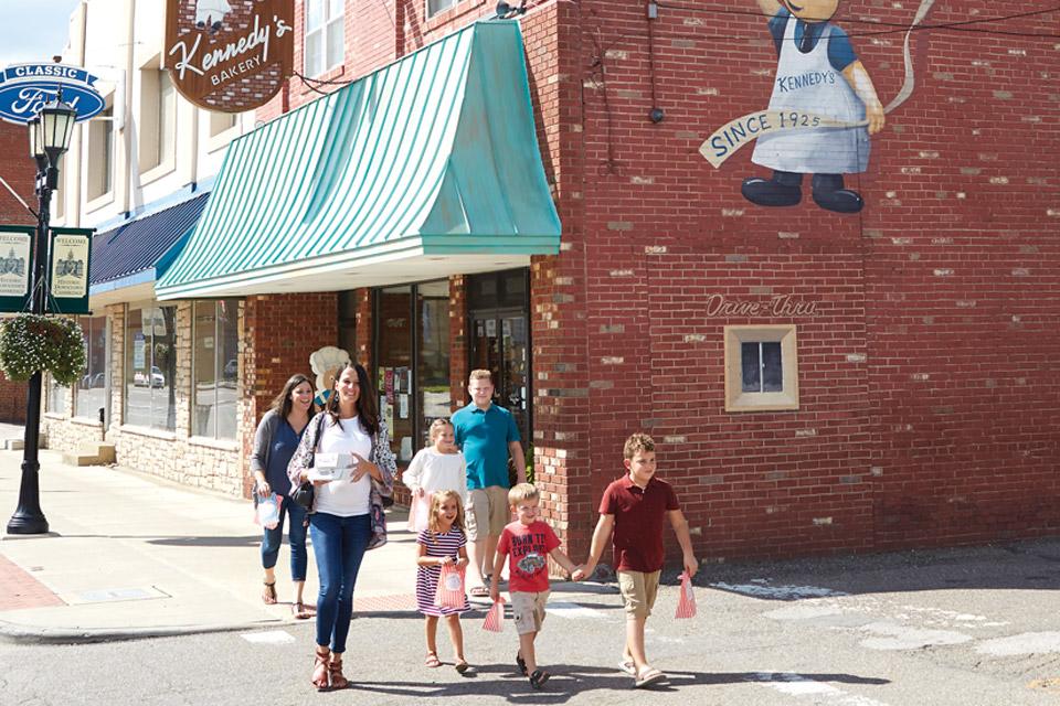 Kennedy's Bakery (photo by Casey Rearick)