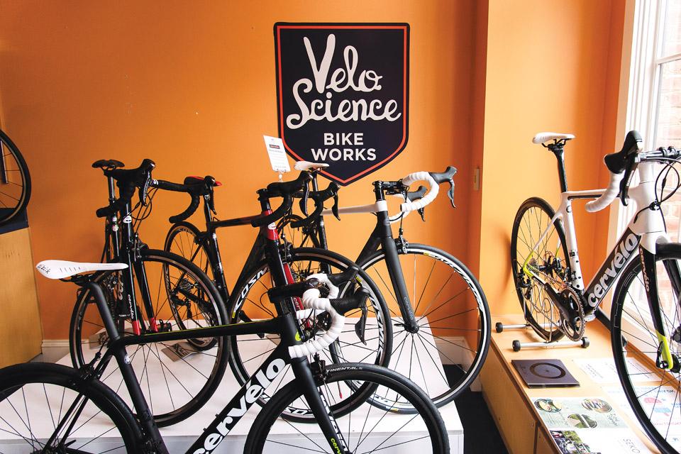 VeloScience Bike Works