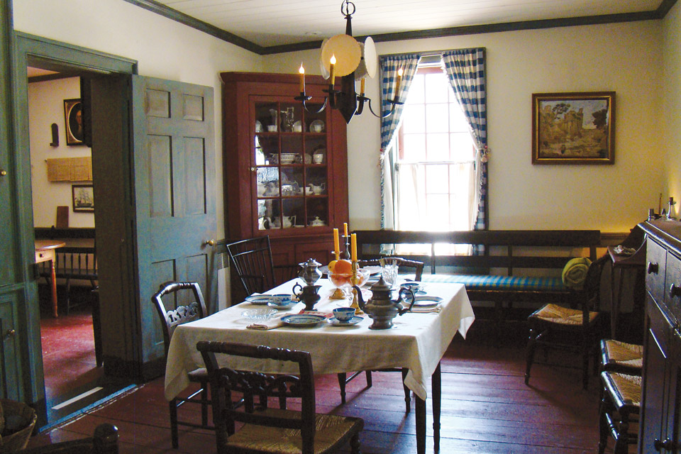 Overfield Tavern Museum