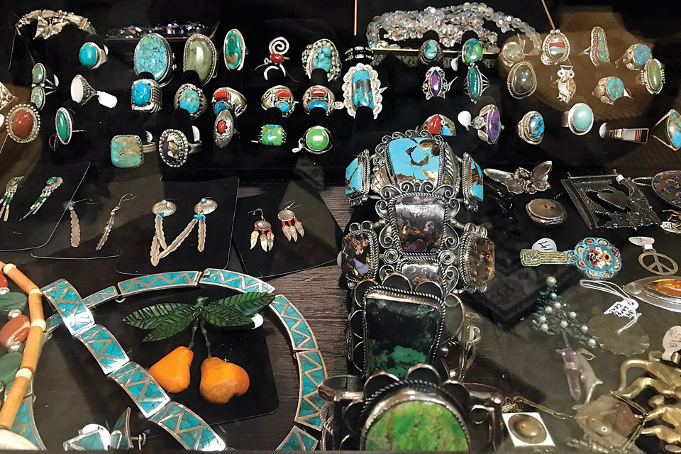 Jewelry at The Vintage Vault