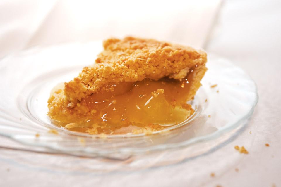 Der Bake Oven's Dutch Apple Pie