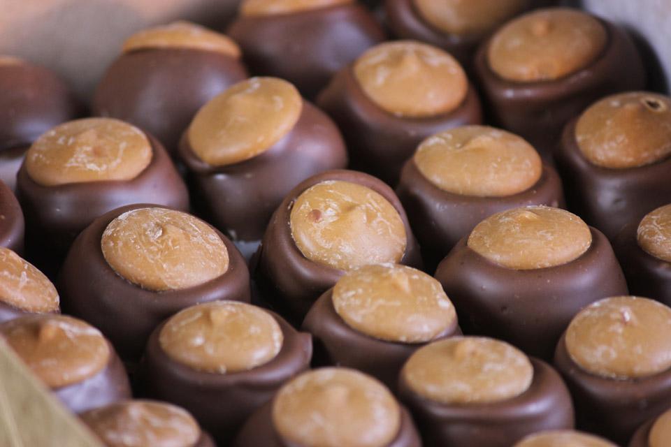 The Buckeye Chocolate Co.'s Buckeyes