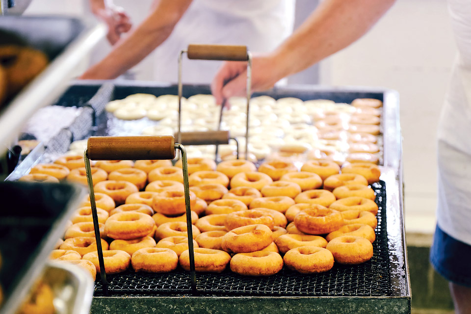 Lerch's Donuts in Wooster