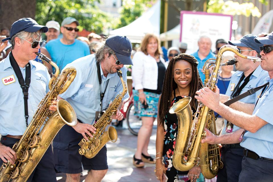 Tri-C JazzFest Cleveland