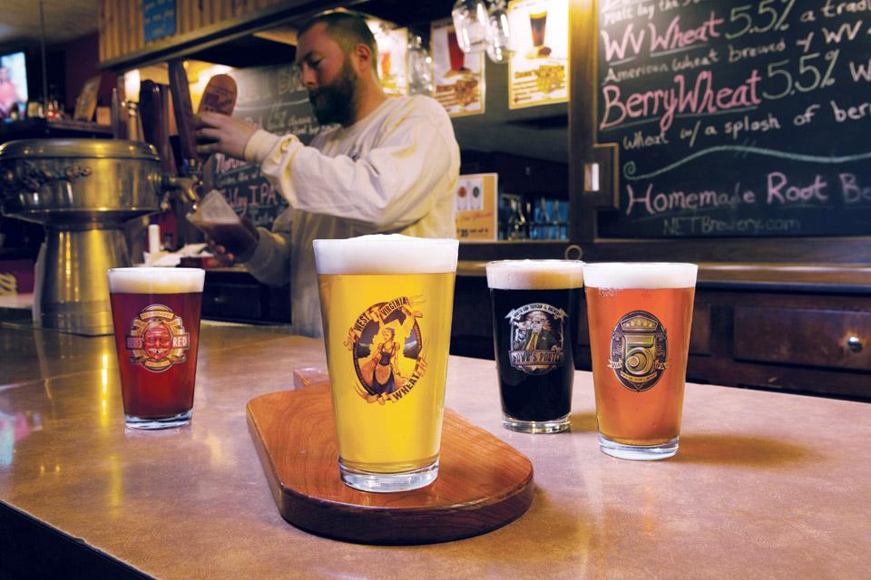 North End Tavern Beers