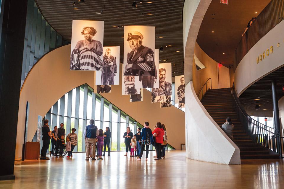 Columbus National Veterans Memorial and Museum