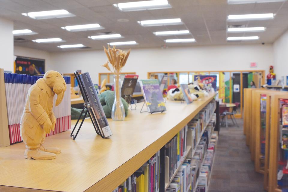 Gallipolis Samuel L. Bossard Memorial Library