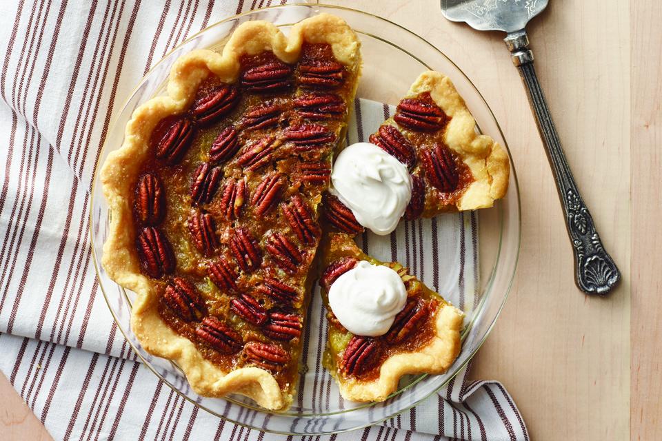 Winning_Pecan_Pie_V2 (photo by Josiah Hull, food styling by Katy Hale)