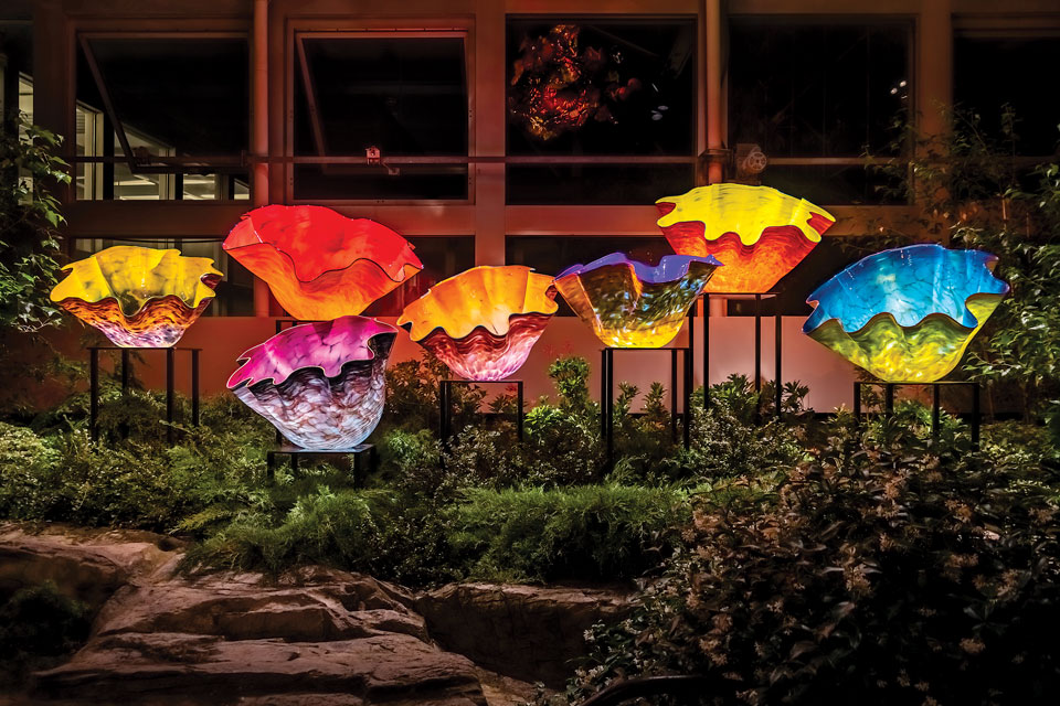 Chihuly: Celebrating Nature' in Columbus