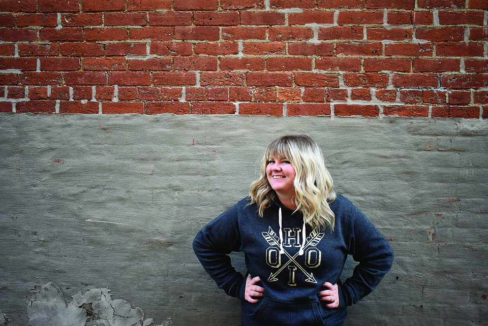 Ohio Crossed Arrows hoodie from 7Thirty8 Apparel