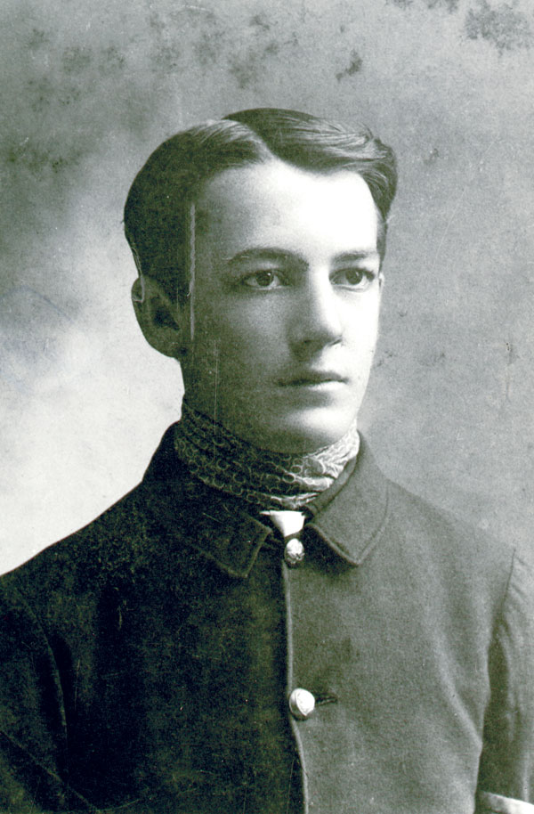 Sherwood Anderson (courtesy of Rutherford B. Hayes Presidential Library and Museums)