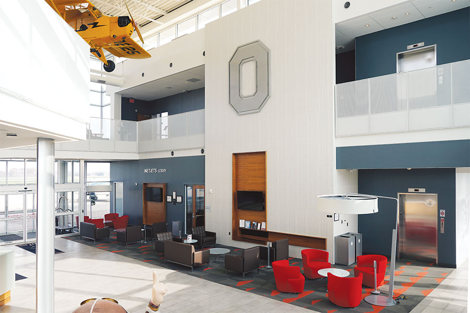 The Ohio State University Airport
