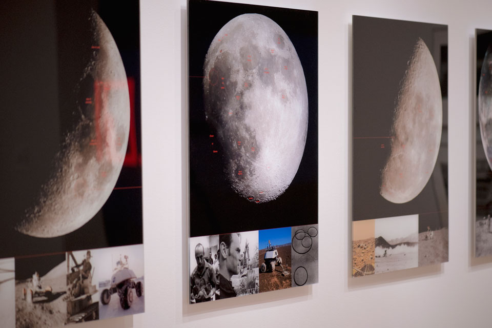 "Akron Art Museum's ""The Distance of the Moon"""