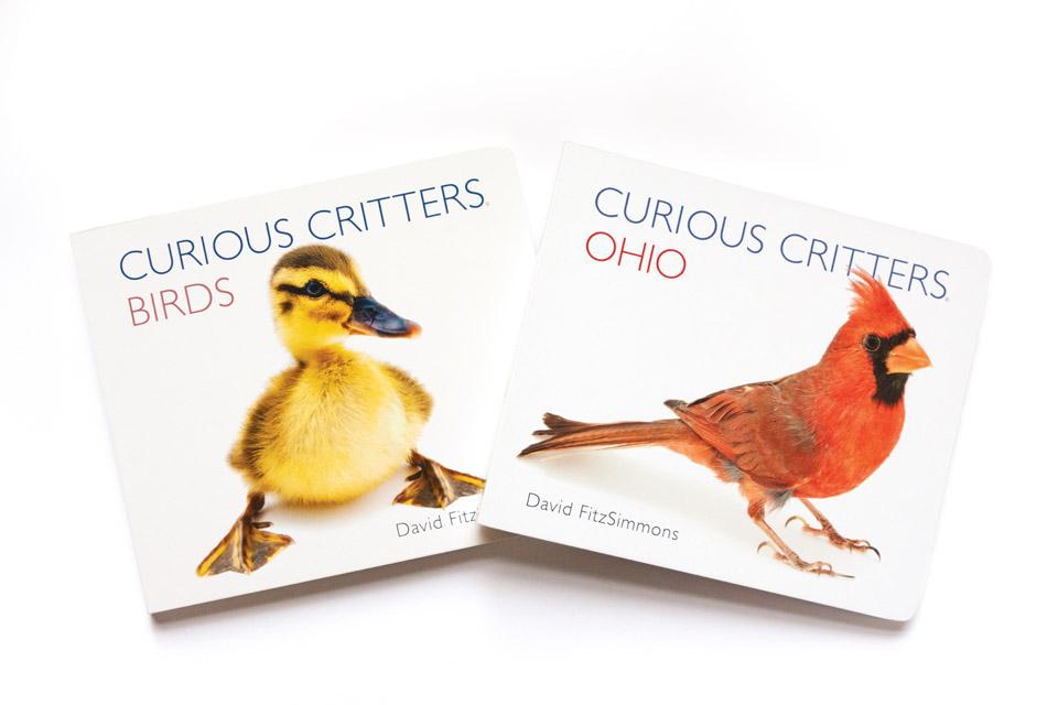 "David FitzSimmon's ""Curious Critters: Birds,"" ""Curious Critters: Ohio"""
