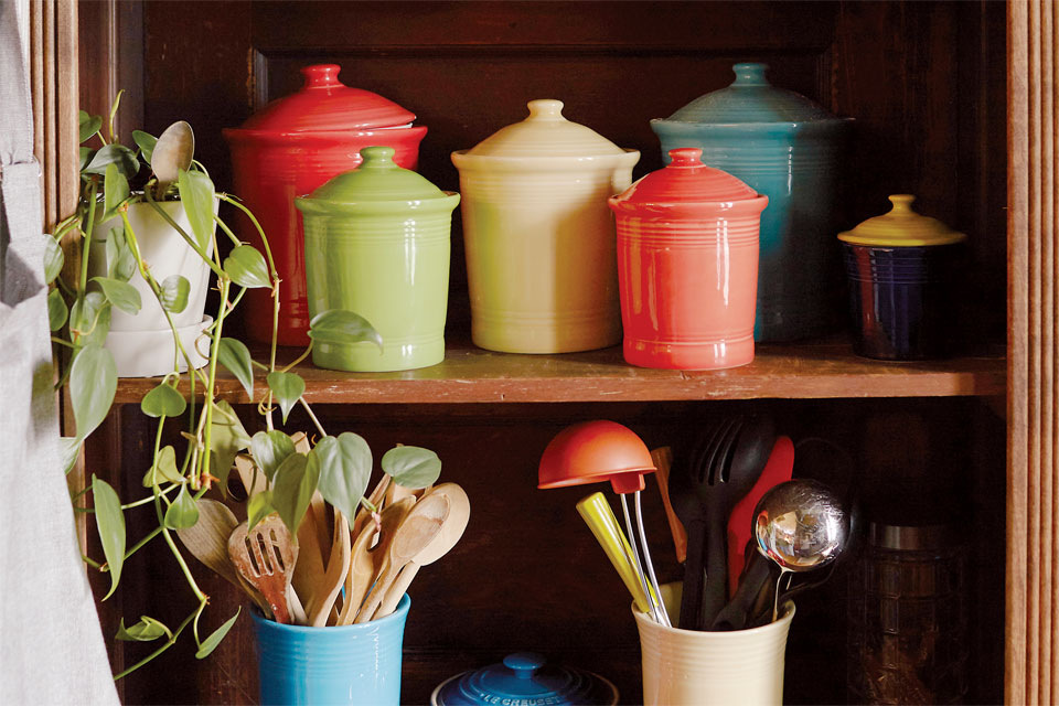 Dillon House Fiesta ware collection