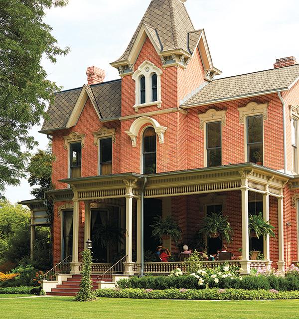Dillon House exterior