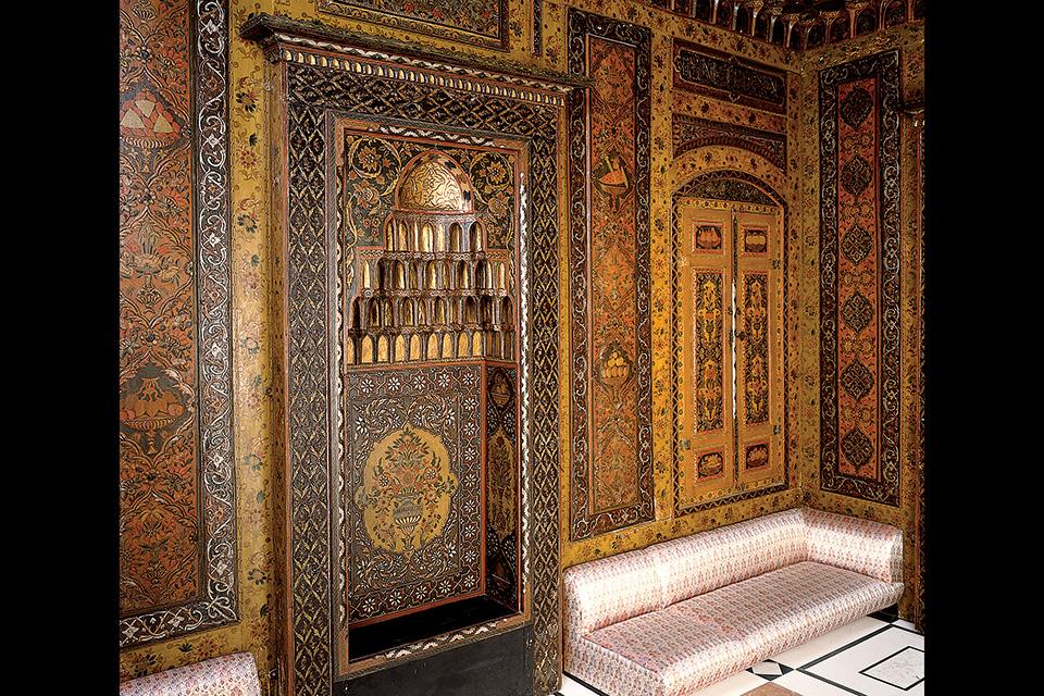 The Damascus Room (photo courtesy of Cincinnati Art Museum)