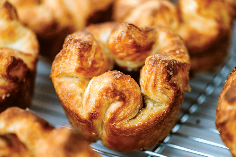 Le Torte Dolci Kouign-Amann croissant