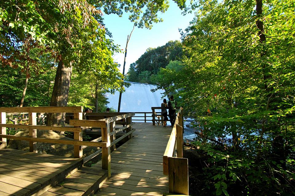 Gorge Metro Park (photo courtesy of Summit Metro Parks)