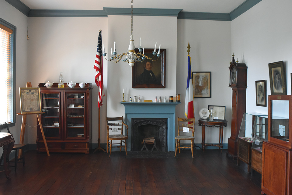 Our House Tavern Museum (photo by Rachael Jirousek)
