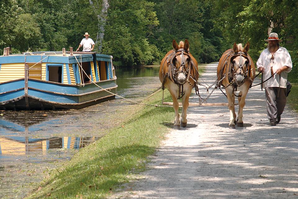 Miami & Erie Canal Corridor (photo courtesy of the Miami & Erie Canal)