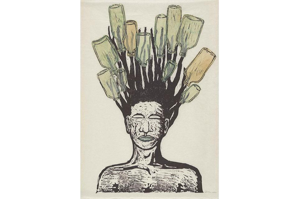 """Alison Saar's """"Delta Doo"""" (artwork courtesy of Collection of Jordan D. Schnitzer)"""