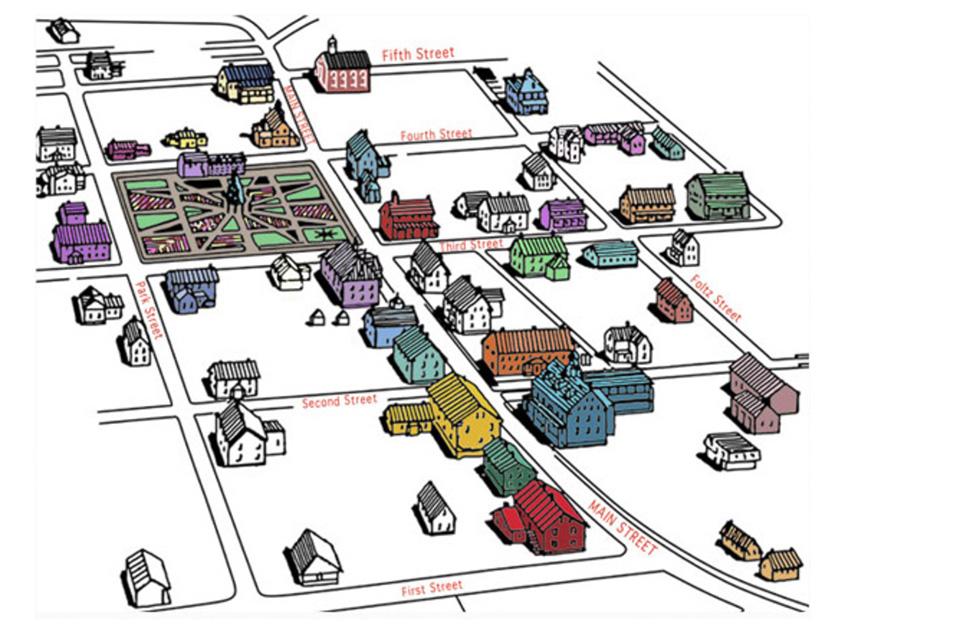 Historic Zoar Village Virtual Tour