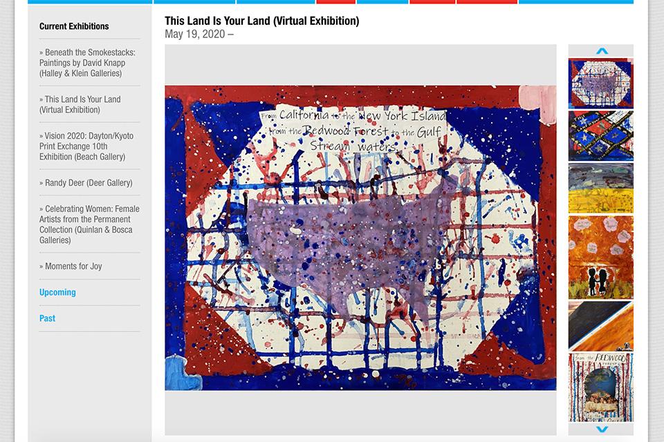 Springfield Art Institute Virtual Exhibition