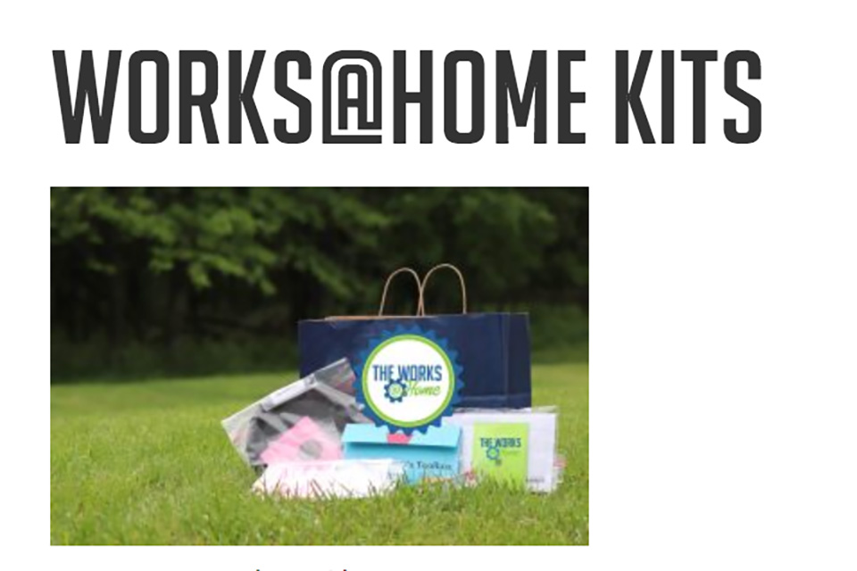 The Works At Home Kits