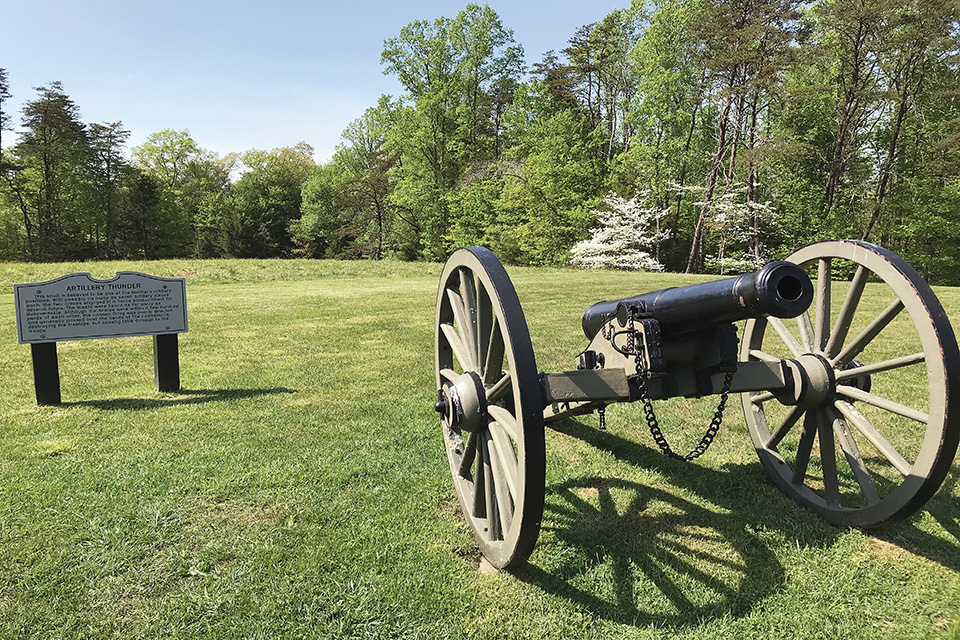 Carnifex Ferry Battlefield State Park (photo courtesy of Roam Your Home)