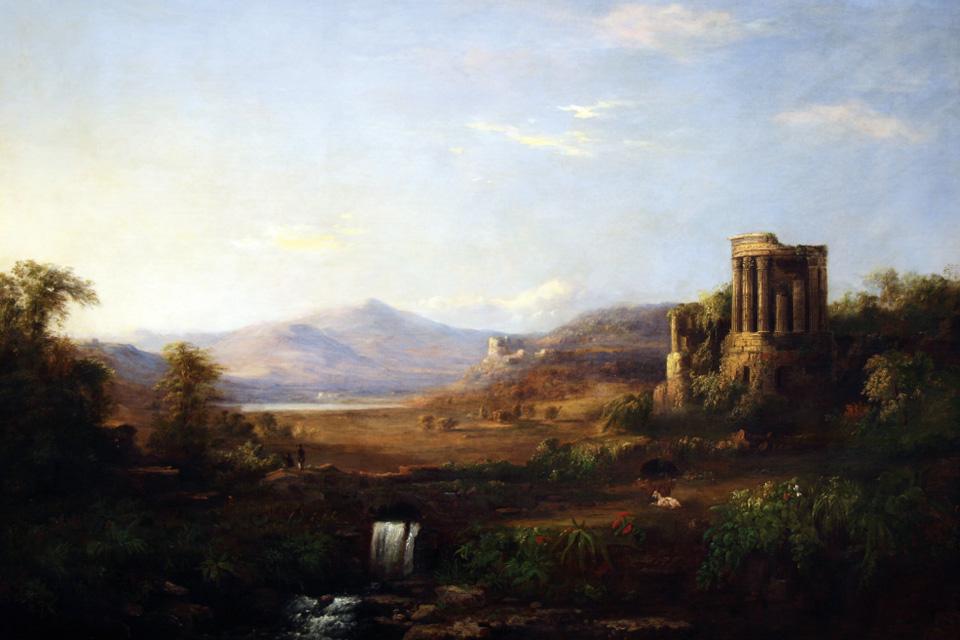 """A Splendid Century"" at the Taft Museum of Art"