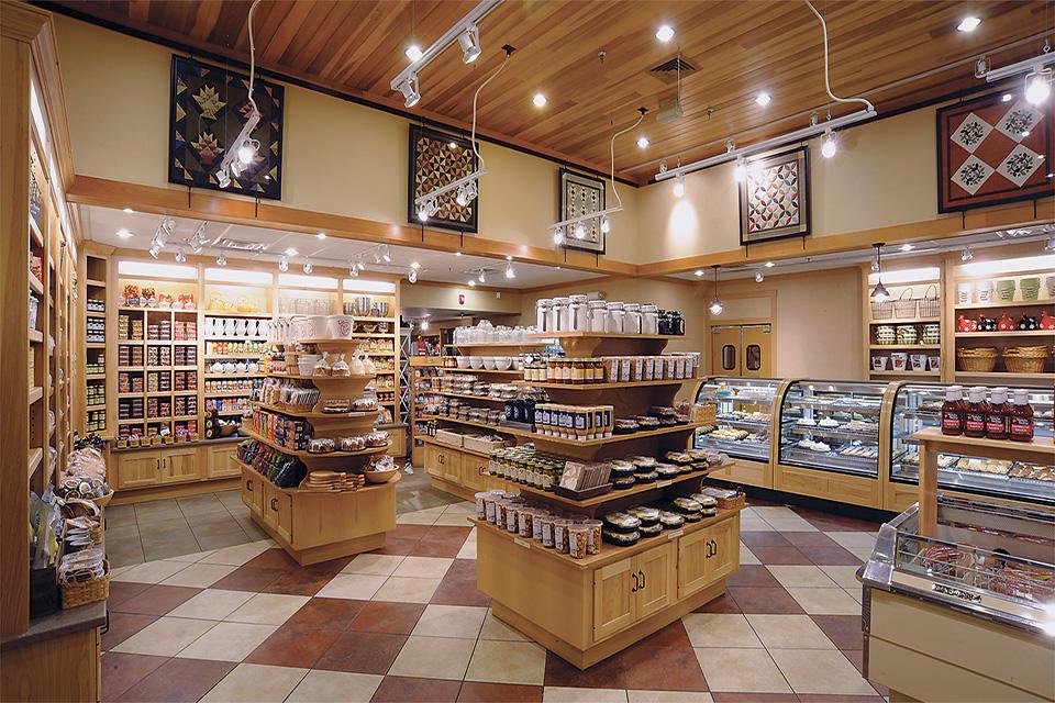 Dutch Valley Bakery interior (photo courtesy of Dutch Valley Bakery)