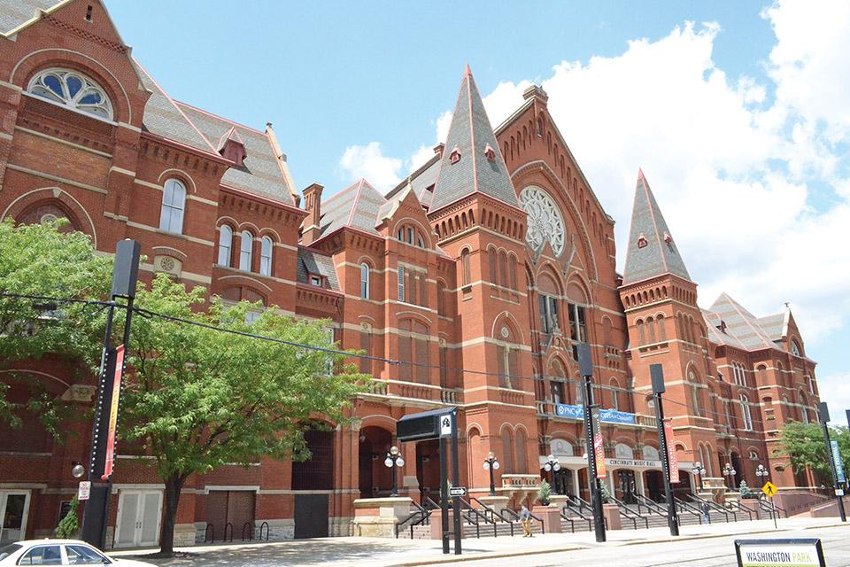 Music Hall (photo by Max Larson)